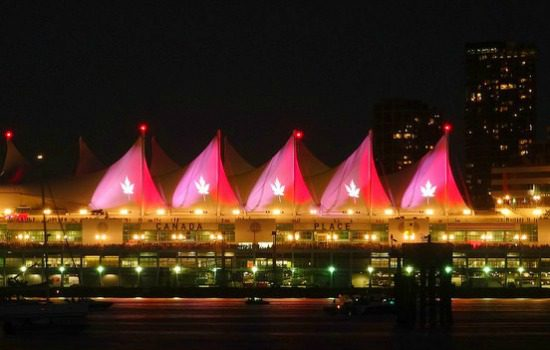 Canada Place | Photo: Flickr