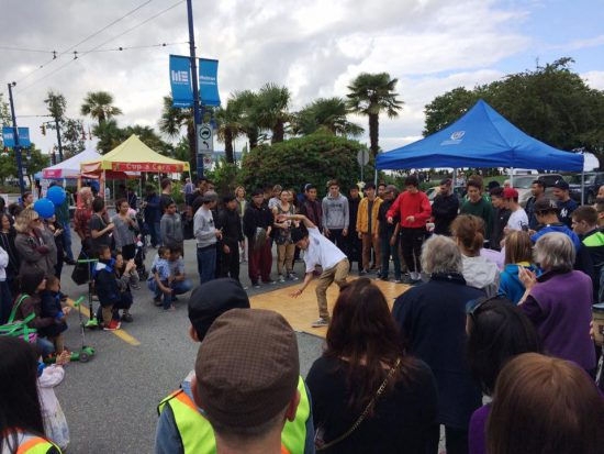car free day west end 2018