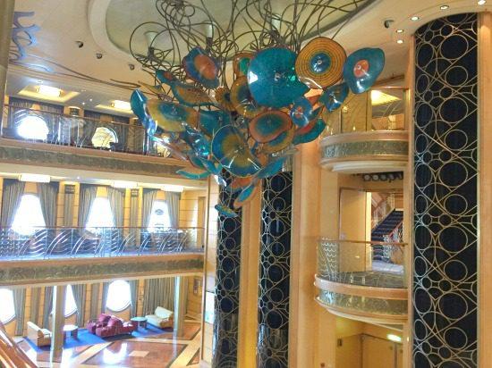 Photo Tour: A Peek Inside The Disney Wonder Cruise Ship