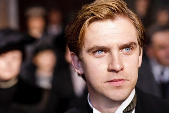 Dan Stevens, of Downton Abbey fame