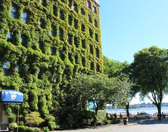 Discover Outdoors Living Walls Sylvia Hotel2