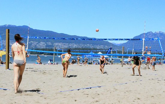 Discover Outdoors Vancouver Volleyball6