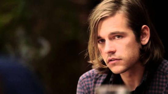 Jason Ralph stars in the TV series The Magicians.