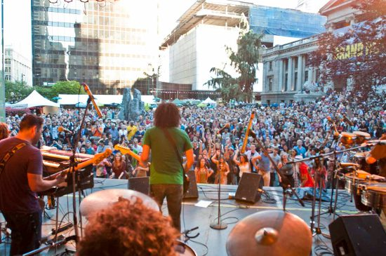 Jazz Fest Saturday - 07