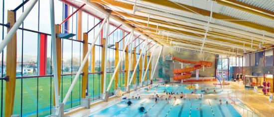 Kids in vancouver 5 best indoor pools fit for little for Pool design vancouver