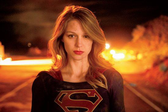 Melissa Benoist stars as Supergirl