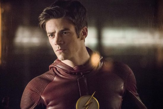 Grant Gustin stars as The Flash