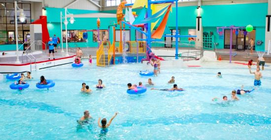 Kids In Vancouver 5 Best Indoor Pools Fit For Little