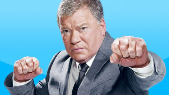 Don't mess with William Shatner.