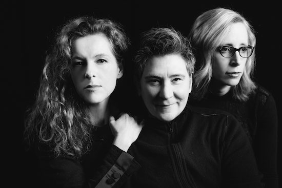 Neko Case, kd lang and Laura Veirs perform at the 31st Vancouver International Jazz Festival.