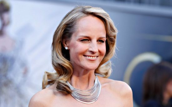 Helen Hunt will shoot Live Like Line in Vancouver.