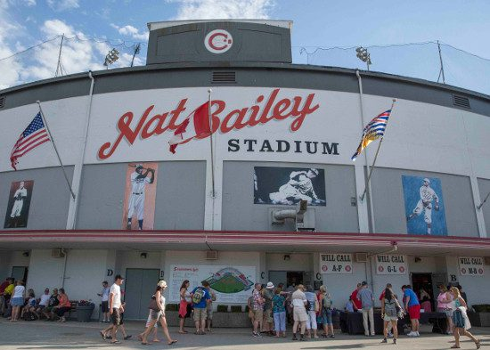 Nat Bailey Stadium