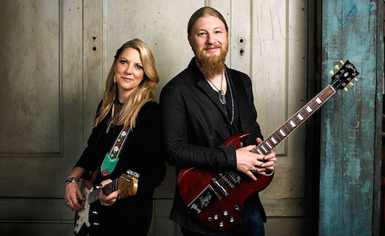 Susan Tedeschi and Derek Trucks bring a 12-piece blues powerhouse to this year's Vancouver International Jazz Festival.