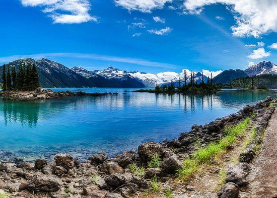 Garibaldi Lake BC