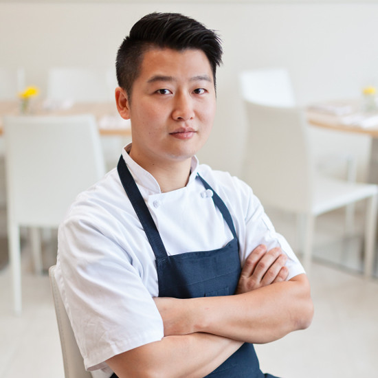 photo: Chef Felix Zhou | Allison Kuhl Photography