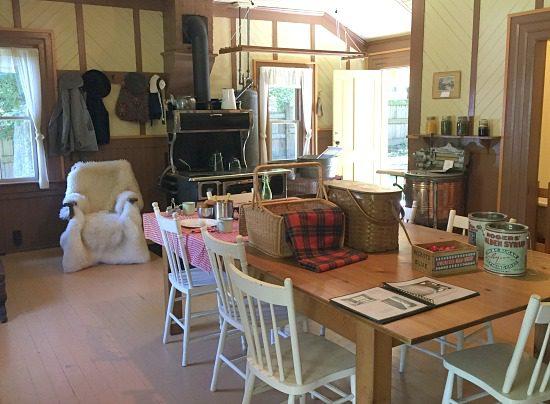 Burnaby Village House Interior