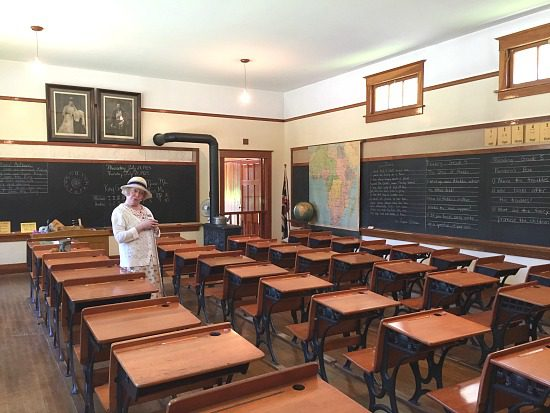 Seaforth School Classroom   Photo: Bianca Bujan
