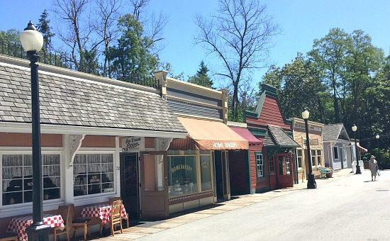Burnaby Village Town