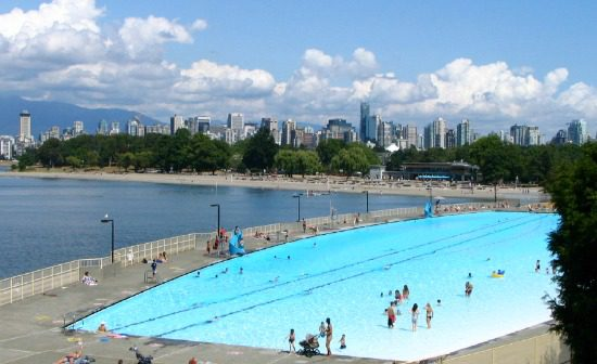 Image result for pics of metro vancouver pools