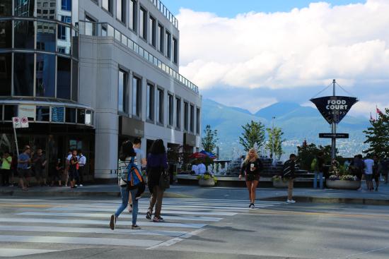 Pokémon hotspot, Waterfront Centre.