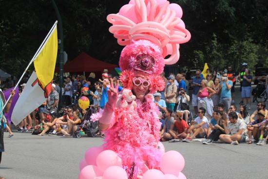 Vancouver Pride Parade 2015 2