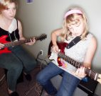 Scene from previous Girls Rock Camp Vancouver. Photo courtesy Sarah Race Photography.