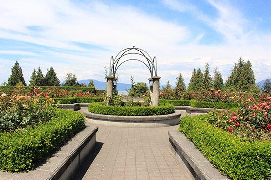 Discover Outdoors UBC Rose Garden3