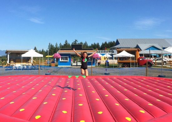 Strawberry Jumping Pad | Photo: Bianca Bujan