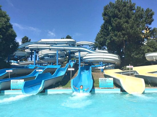 Splashdown Park Waterslides | Photo: Bianca Bujan