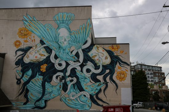 Mural by Nomi Chi
