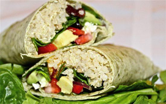tossed salad-fresh wraps-min
