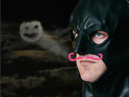Charles Ross's One Man Dark Knight is one of the shows at this year's Fringe.