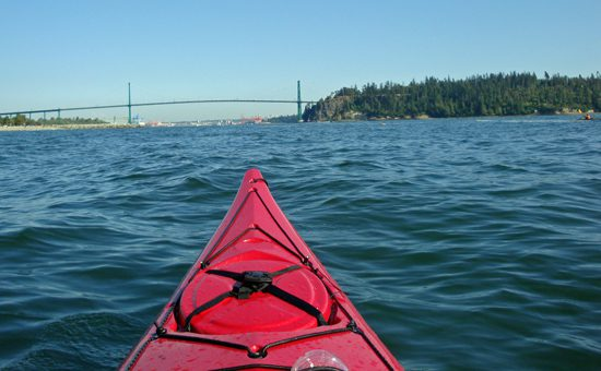 Kayak West Vancouver Discover Outdoors2