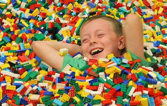 LEGO Imagine Nation Tour   Photo: LEGO