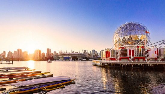 View from Olympic Village | Photo: Thomas Bullock (Flickr)