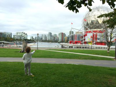 Science World | Photo: Bianca Bujan