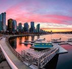 Coal Harbour Seawall | Photo: Alexis Burkill (Flickr)