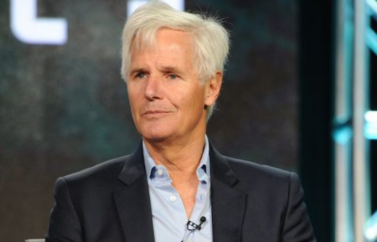 X-Files creator Chris Carter