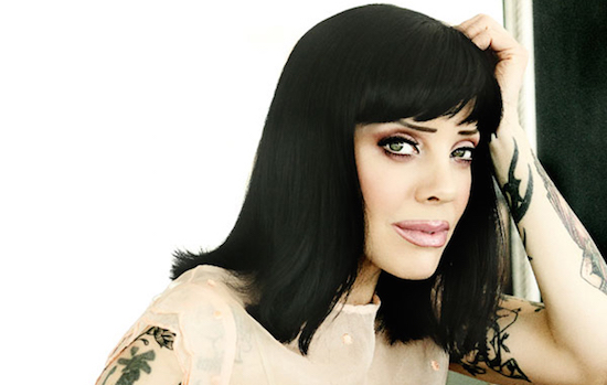 Singer/memoirist Bif Naked appears at this year's Word Vancouver festival.
