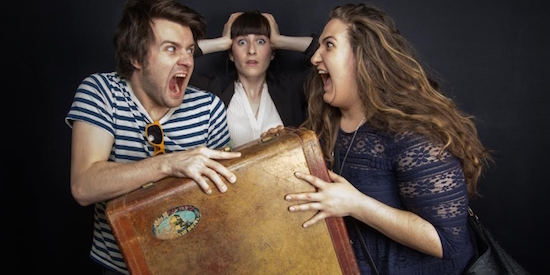Carry On: A Musical is one of this year's Picks of the Fringe, giving theatregoers one last chance to see some of this year's best productions.