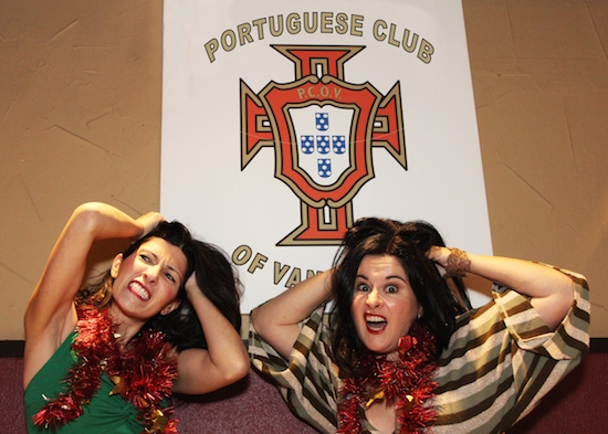 A comedic look at Portuguese culture, Festa is part of this year's Fringe Festival.