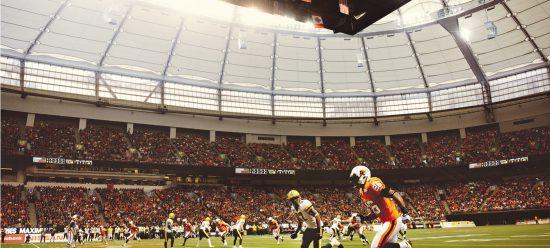 BC Lions vs. Winnipeg Blue Bombers