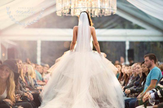 Brock House Wedding Show