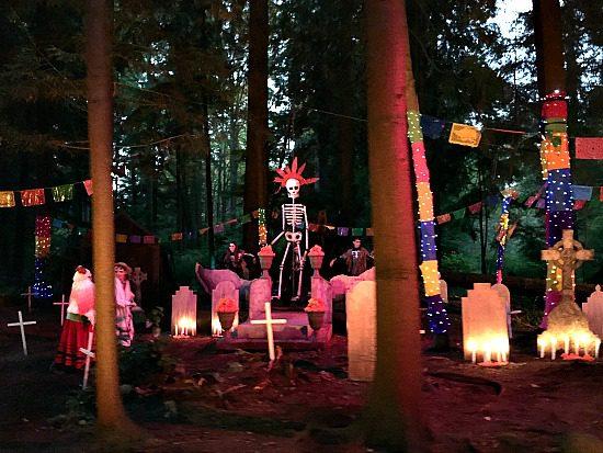 Spooky Graveyard | Photo: Bianca Bujan