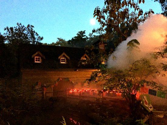The Spooky Barn | Photo: Bianca Bujan