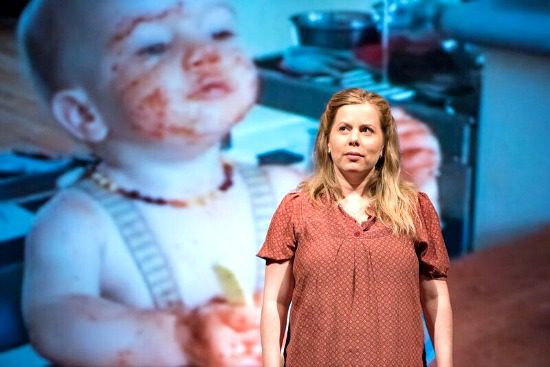 Emilia shares her story   Image: The Cultch