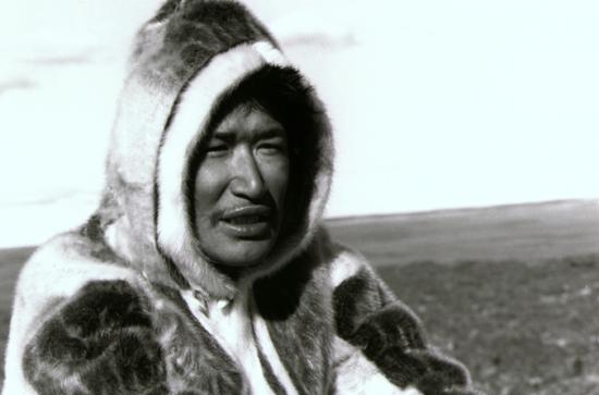 Inuit filmmaker Zacharias Kunuk