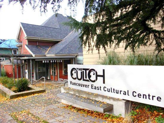 The Cultch Theatre
