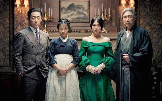 The Handmaiden is one of the highlights of this year's Vancouver International Film Festival.