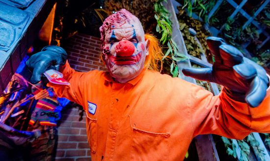 haunted houses in vancouver 2016